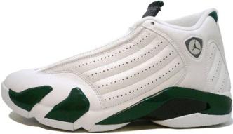 AJ 14 green